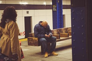 Subway Phone