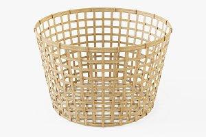 Wicker Basket Ikea Gaddis d50
