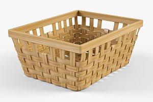 Wicker Basket Ikea Knarra 1 Natural