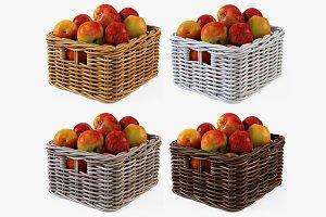 Apple Basket Ikea Byholma 1 Set