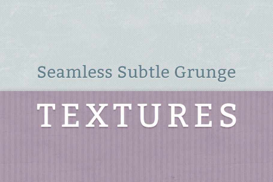 Lovely Seamless Grunge Textures