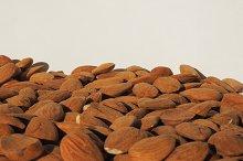 Almonds fruit