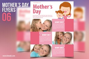 Mother´s Day Flyers