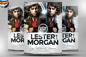 Morgan Flyer Template