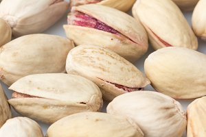 Pistachios with shells