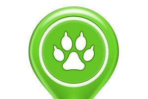 Pet Location Icon