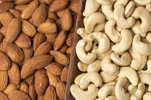 Almonds & Cashew Nuts