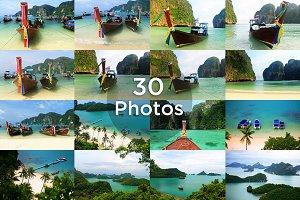 Thailand Photos-Bundle