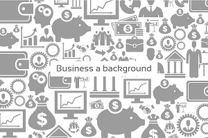 Business a background