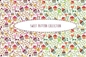 Sweet pattern collection