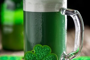 St. Patrick Day concept