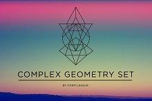 Complex Geometry Vectors