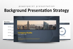 Background Presentation Strategy