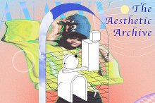 The Aesthetic Archive | trippy 90s by  in Graphics