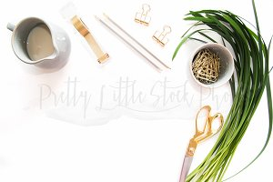 PLSP #364 Styled Desktop Stock Photo