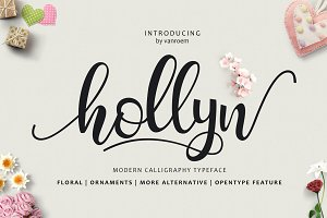 Hollyn + Extras