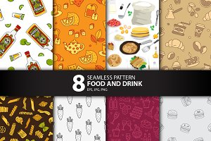 Food & Drink Pattern