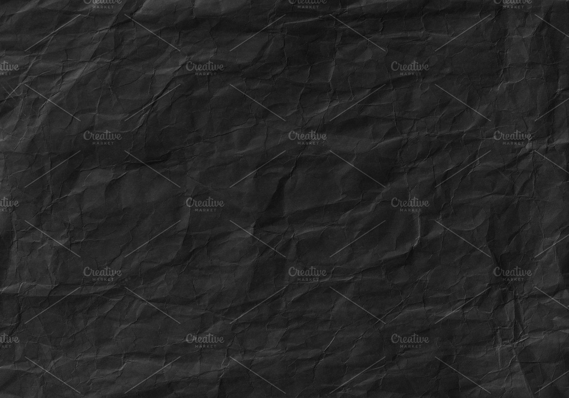 Crumpled Paper Texture - splash