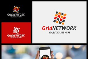 Grid Network Logo