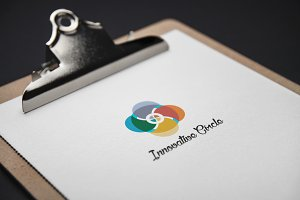 Innovative Circle Logo Template