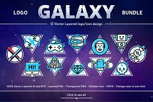Logo Galaxy Bundle