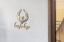 Eagle Eye Logo Templete