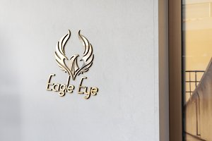 Eagle Eye Logo Templete