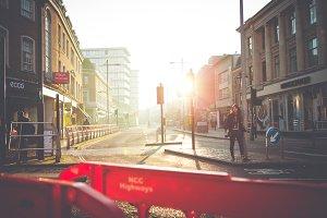Norwich Golden Hour