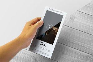 DL Flyer Mockups V.2