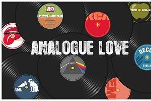 SALE! Analogue Love - RSD14