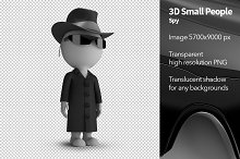 3D Small People - Spy