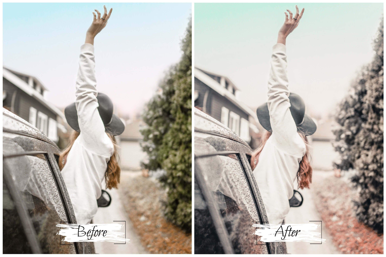 02 poster natural color correction CreativeMarket - 10 Natural Phs Action, ACR, LUT 5925036