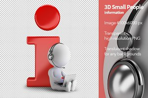 3D Small People - Information