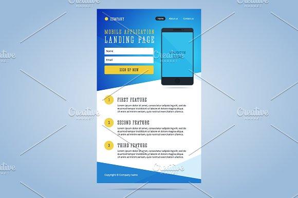 newsletter design template illustrations creative market
