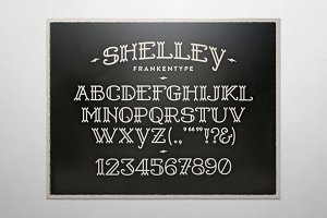 Shelley Frankentype