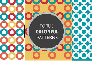 Torus Colorful Patterns