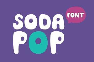 Soda Pop-Font