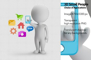 3D Small People - Applications