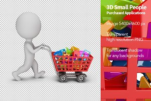 3D Small People - Purchased Apps