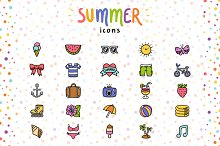 Little summer set
