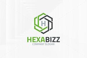 Hexa Bizz - Letter Logo