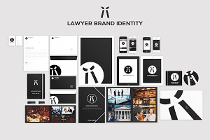 Lawyer Brand Identity