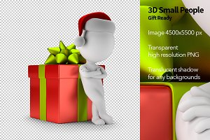 3D Small People - Gift Ready
