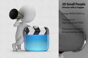 3D Small People - Director
