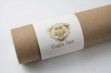 Eagle Net Logo Template