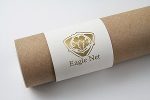 Eagle Net Logo Template