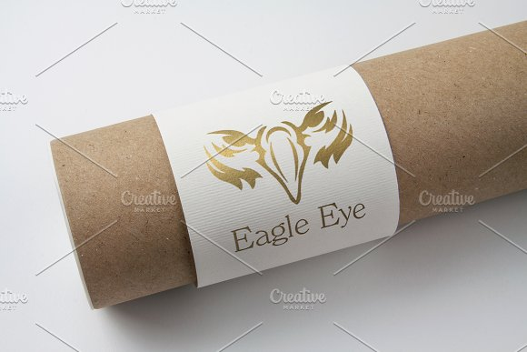 eagle eye logo template logo templates creative market