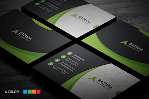 Cororate Business Card