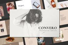 Convero Google Slides Presentation by  in Presentations