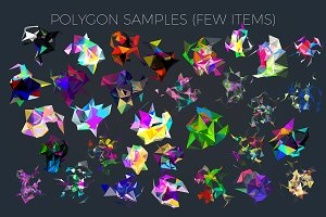VECTAPOL - Colorful Vector Polygons